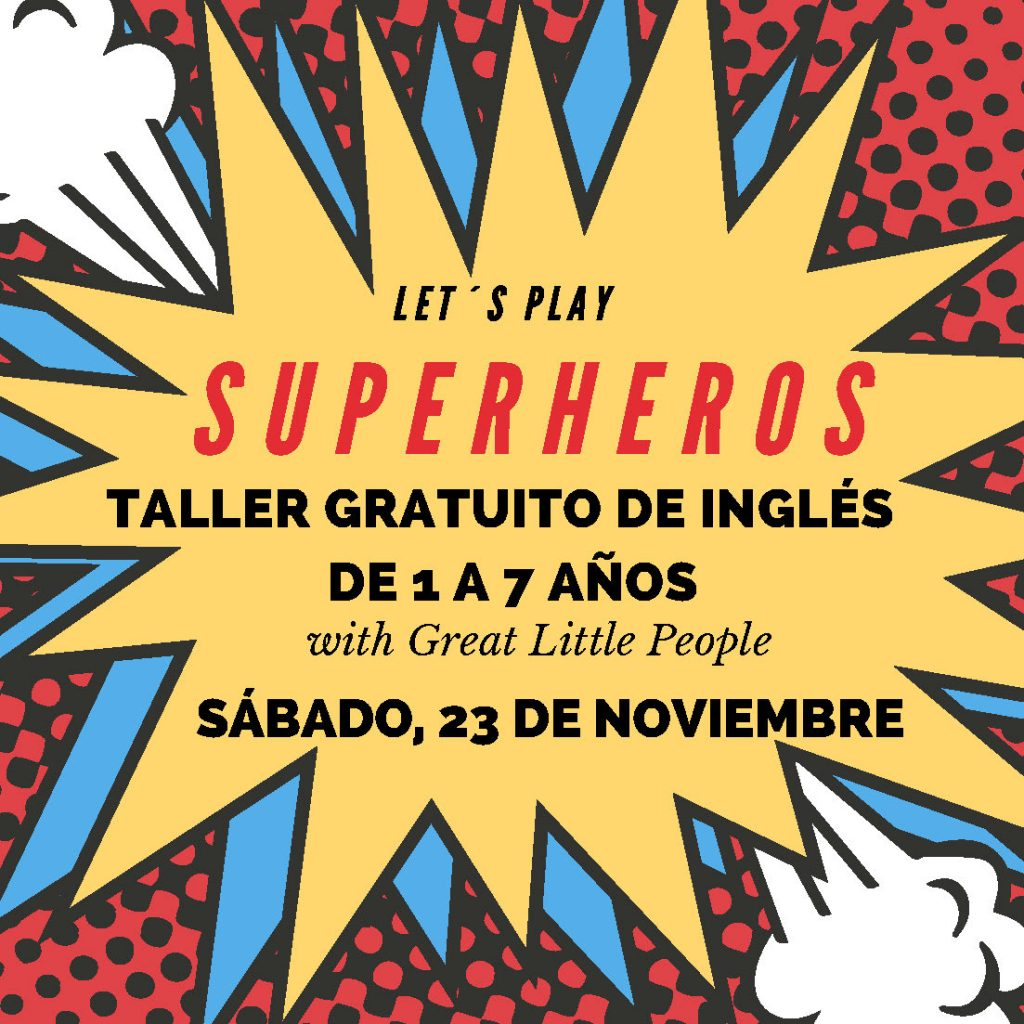 Let´s play SUPERHEROS